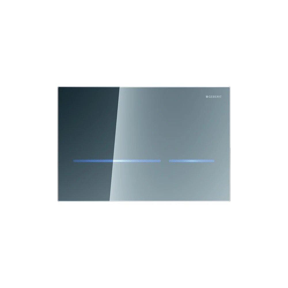 Clapeta de actionare Geberit Sigma 80 pentru wc electronica cu senzor imagine