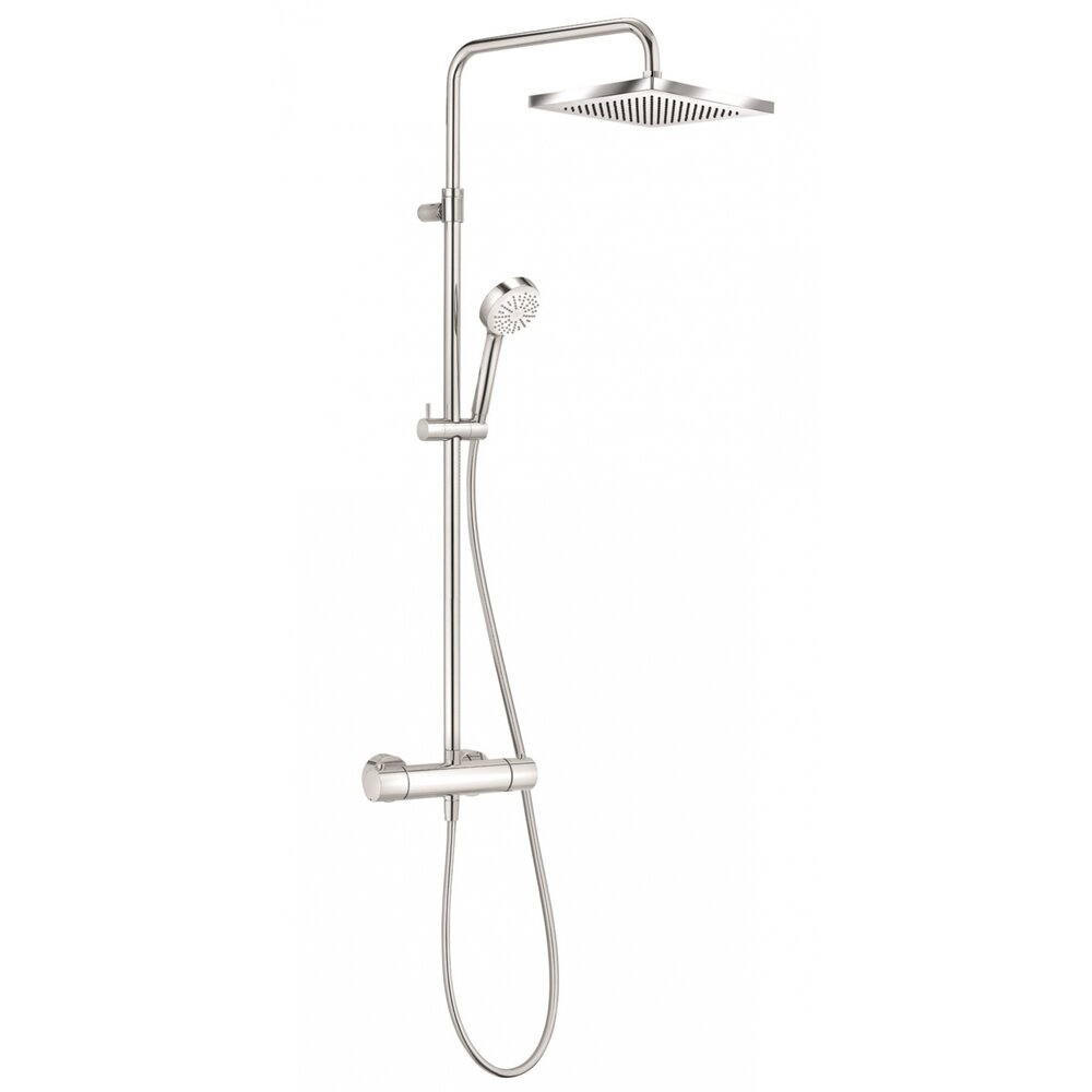 Coloana de dus cu termostat Kludi Logo 1S Dual Shower imagine