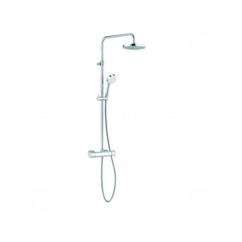 Coloana Dus Termostat Logo Thm Dual Shower System