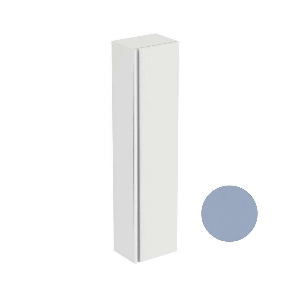 Dulap inalt suspendat Ideal Standard Tesi mdf albastru 170x40 cm poza