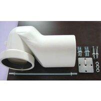 Conector scurgere verticala Ideal Standard pentru Vas WC Connect
