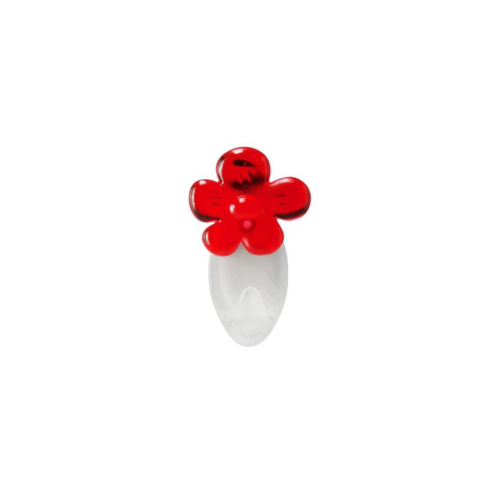 Cuier rosu forma floare Bisk( 495772)