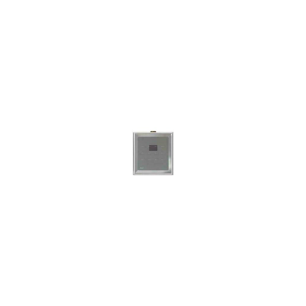 Dispozitiv Clatire Automata Pisoarului Cromat Alimentare Alcaplast