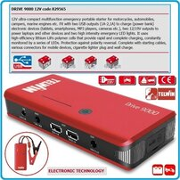 Dispozitiv pornire Telwin Drive 9000 12V