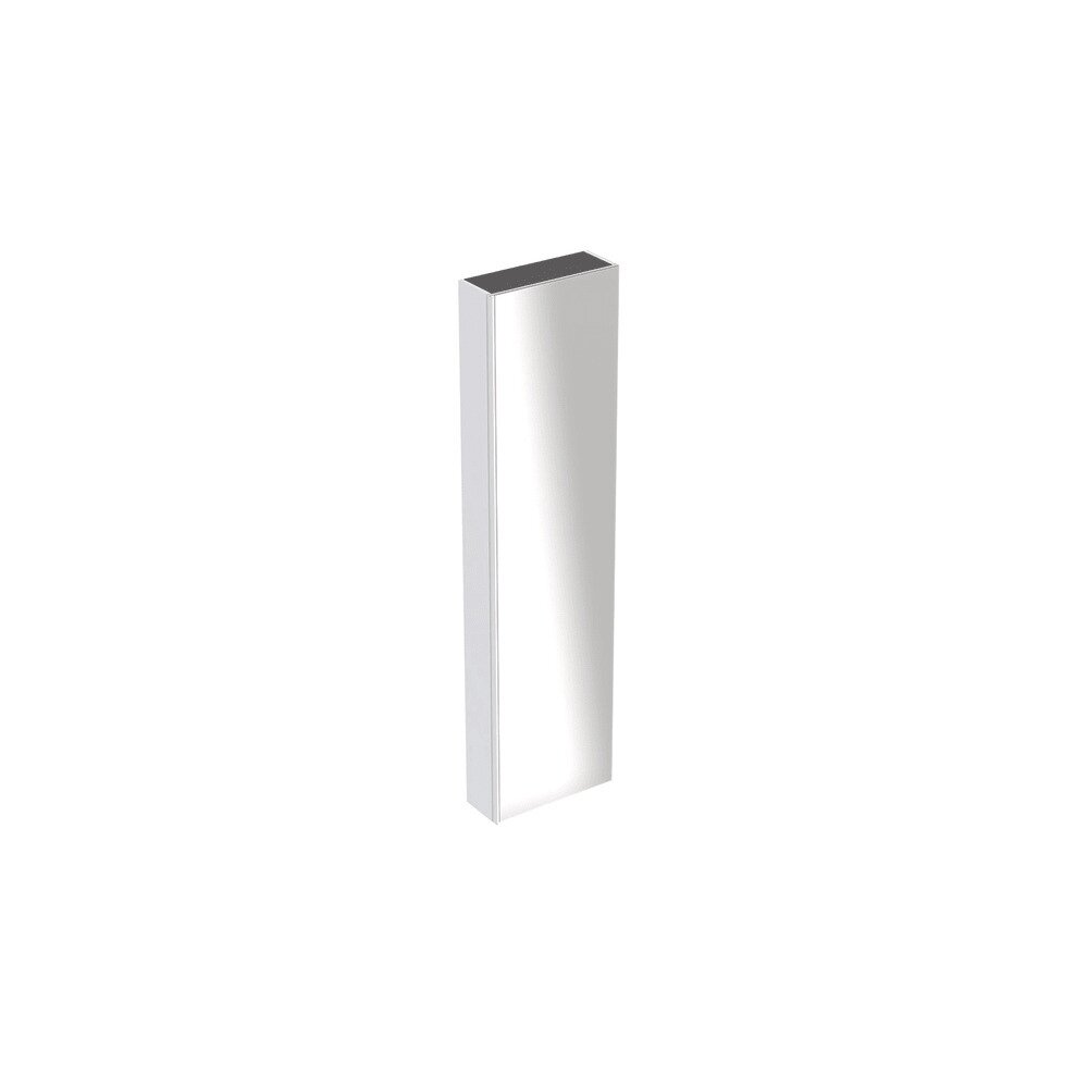 Dulap inalt suspendat alb Geberit Acanto 1 usa 45 cm neakaisa.ro