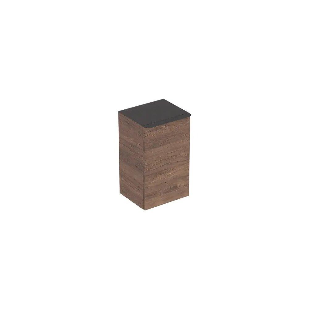 Dulap inalt suspendat Geberit Smyle Square nuc 1 usa opritor dreapta 36 cm imagine