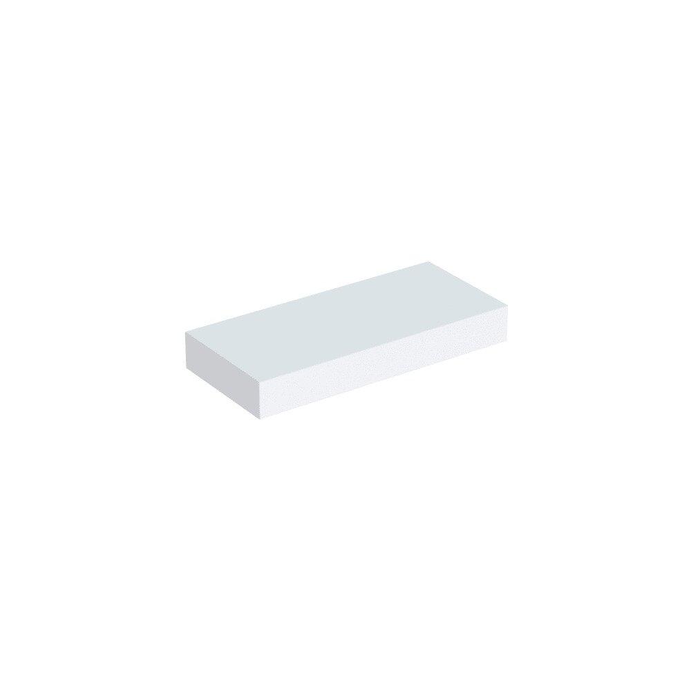 Etajera de perete alb mat Geberit Icon 37 cm imagine