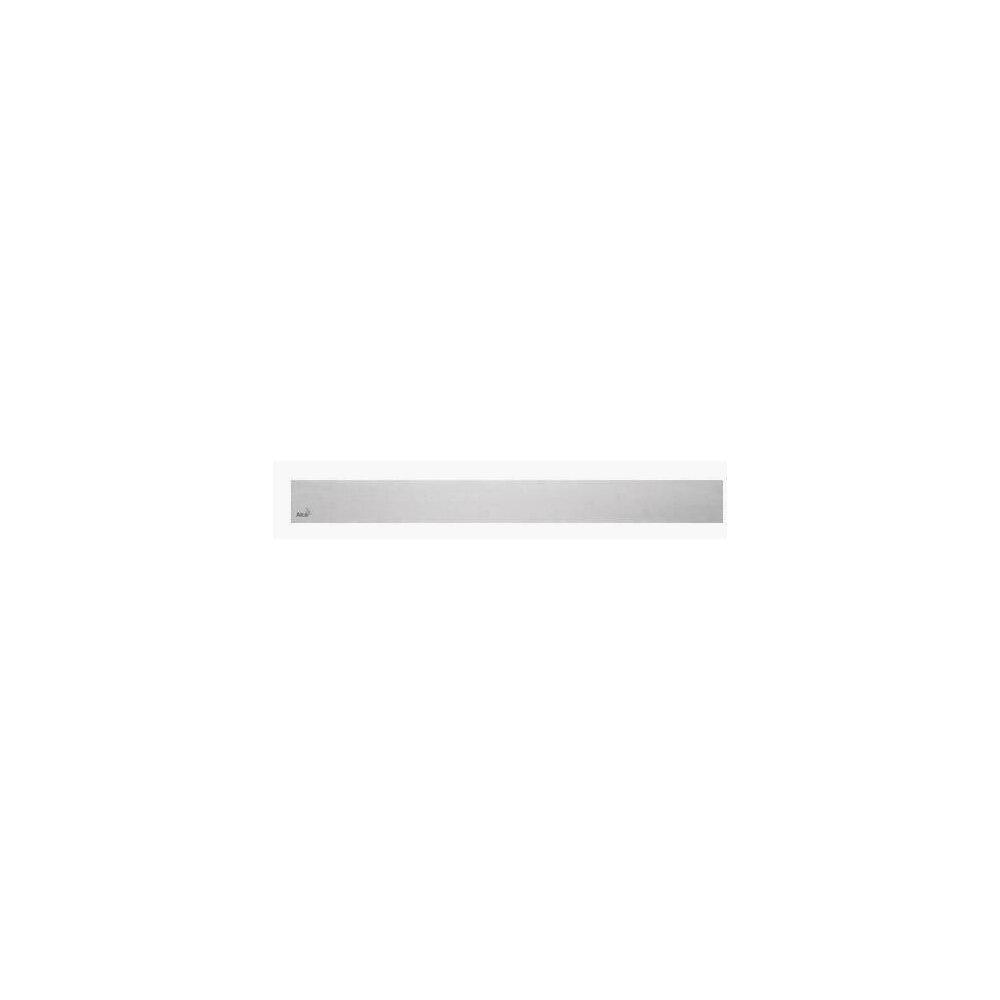 Capac pentru rigola de dus Alcaplast POSH-1050LN 105 cm otel mat imagine 2021