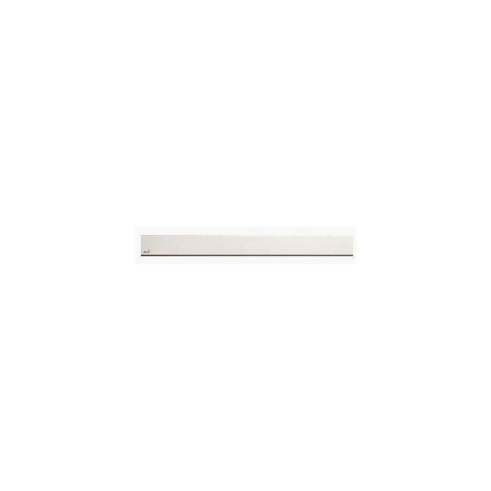 Capac pentru rigola de dus Alcaplast DESIGN-300LN 30 cm otel lustruit