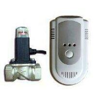 Kit detector gaz natural cu electrovalva 1/2