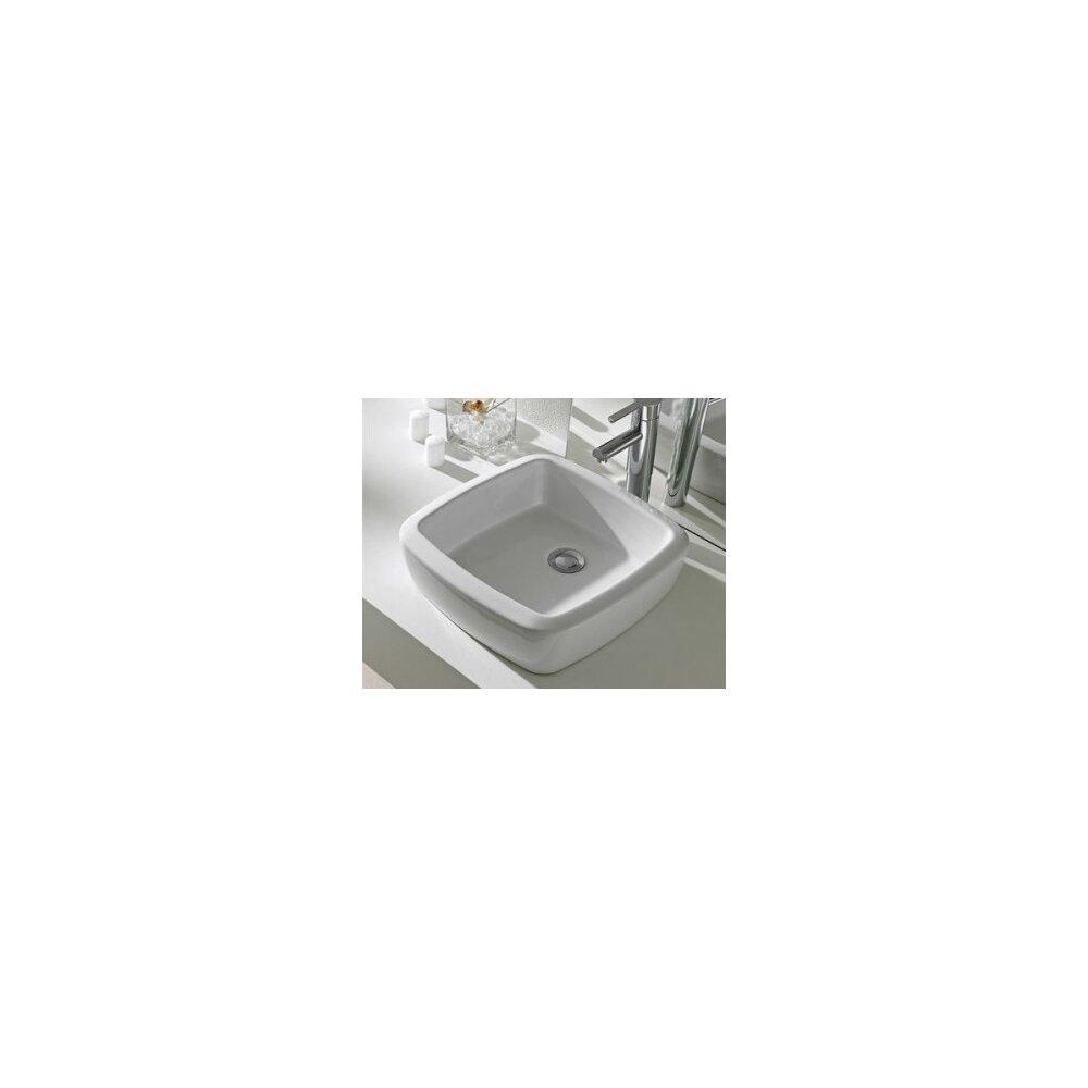 Lavoar pe blat Gala Eos patrat 39.5x39.5 cm