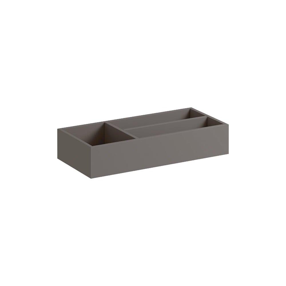 Modul de sertar Geberit Xeno² divizare T inaltime 7 cm poza