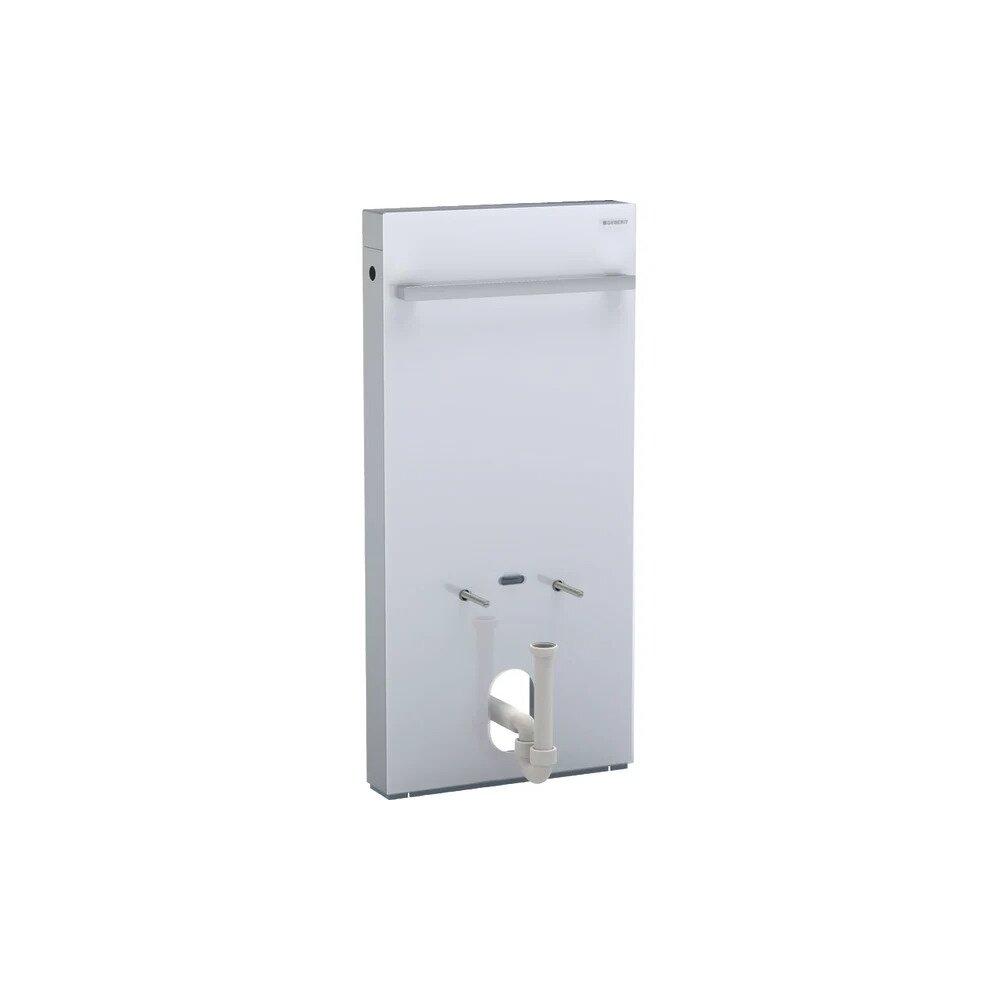Modul Geberit Monolith pentru bideu alb 101 cm