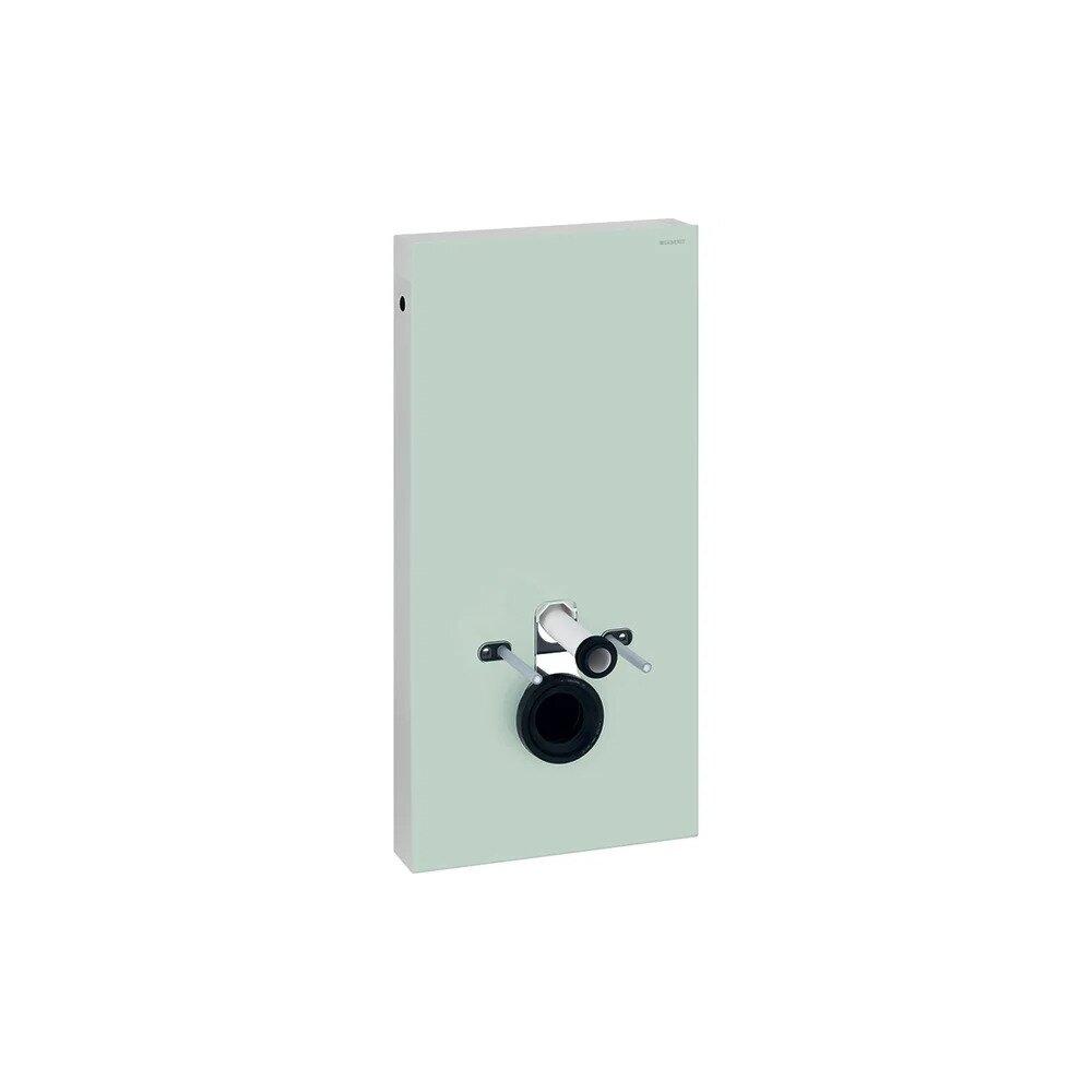 Modul Geberit Monolith pentru wc suspendat menta 101 cm imagine