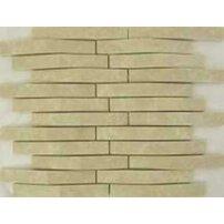 Mozaic piatra Crema Brick 30x26.2