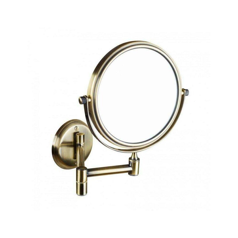 Oglinda cosmetica Bemeta Retro bronz poza