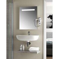 Oglinda cu iluminare si dezaburire Ideal Standard Mirror&Light 80x70 cm