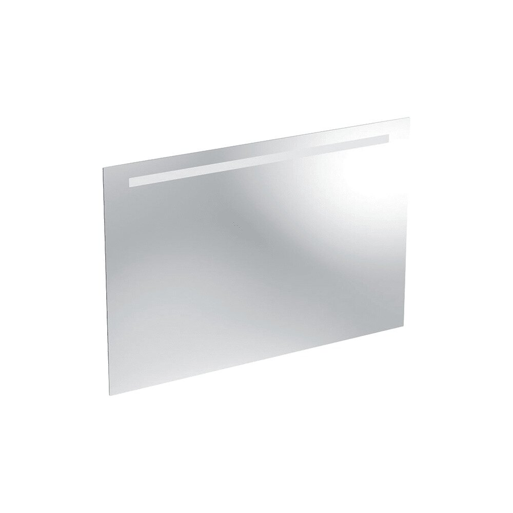 Oglinda cu iluminare LED Geberit Option Basic 100 cm imagine neakaisa.ro