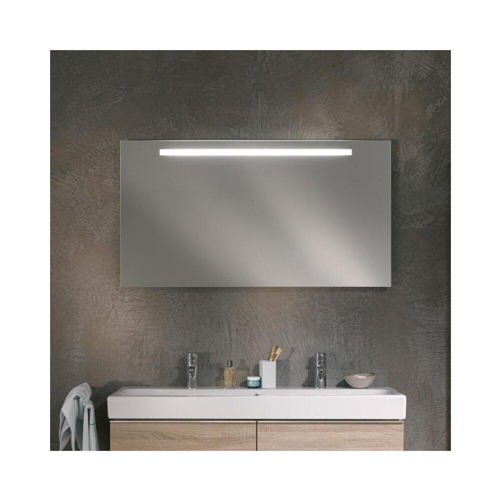 Oglinda Iluminare Led Option Plus Argintiu