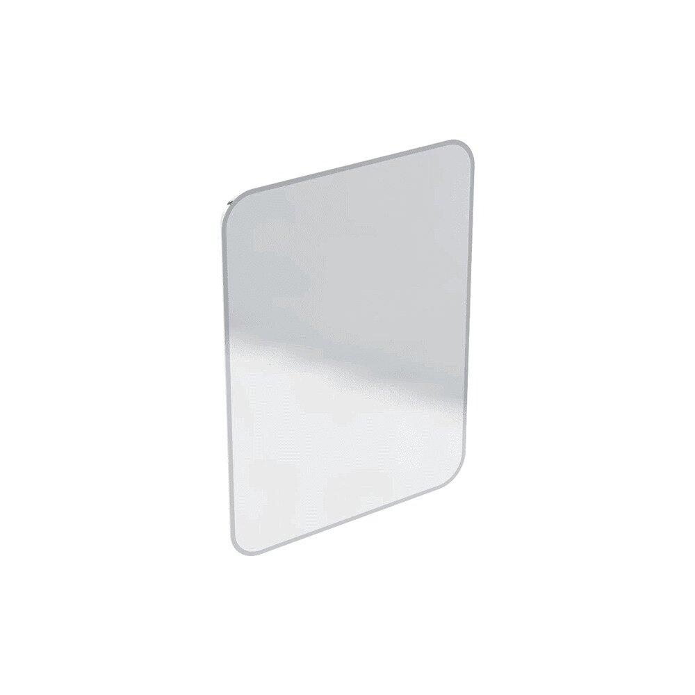 Oglinda cu iluminare LED si dezaburire Geberit Myday 40 cm imagine neakaisa.ro
