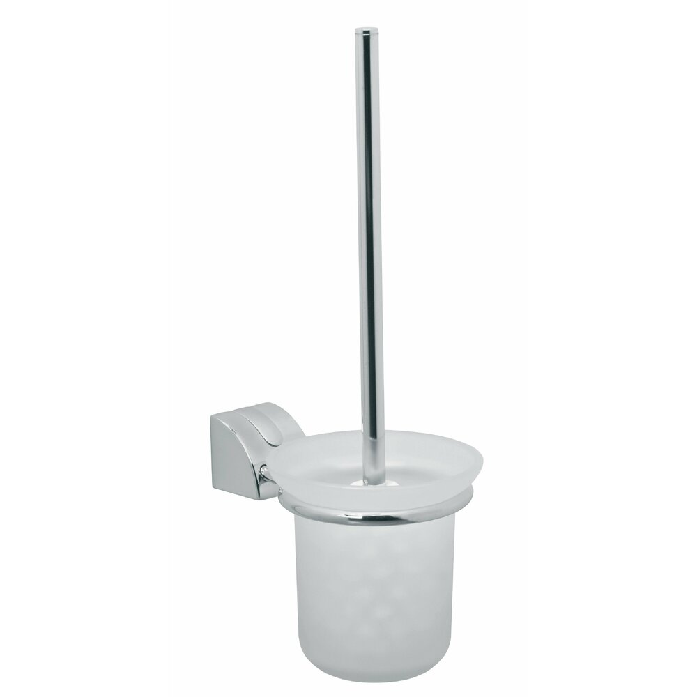 Perie WC crom/satinat Ferro Cascata