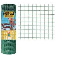 Plasa de gard zincata PVC Voliplast 0.5x10m 1.2x13x13mm