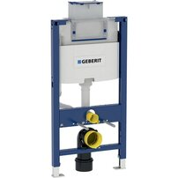 Rezervor incastrat Geberit Duofix pentru WC suspendat, 98 cm, cu rezervor incastrat Omega 12 cm