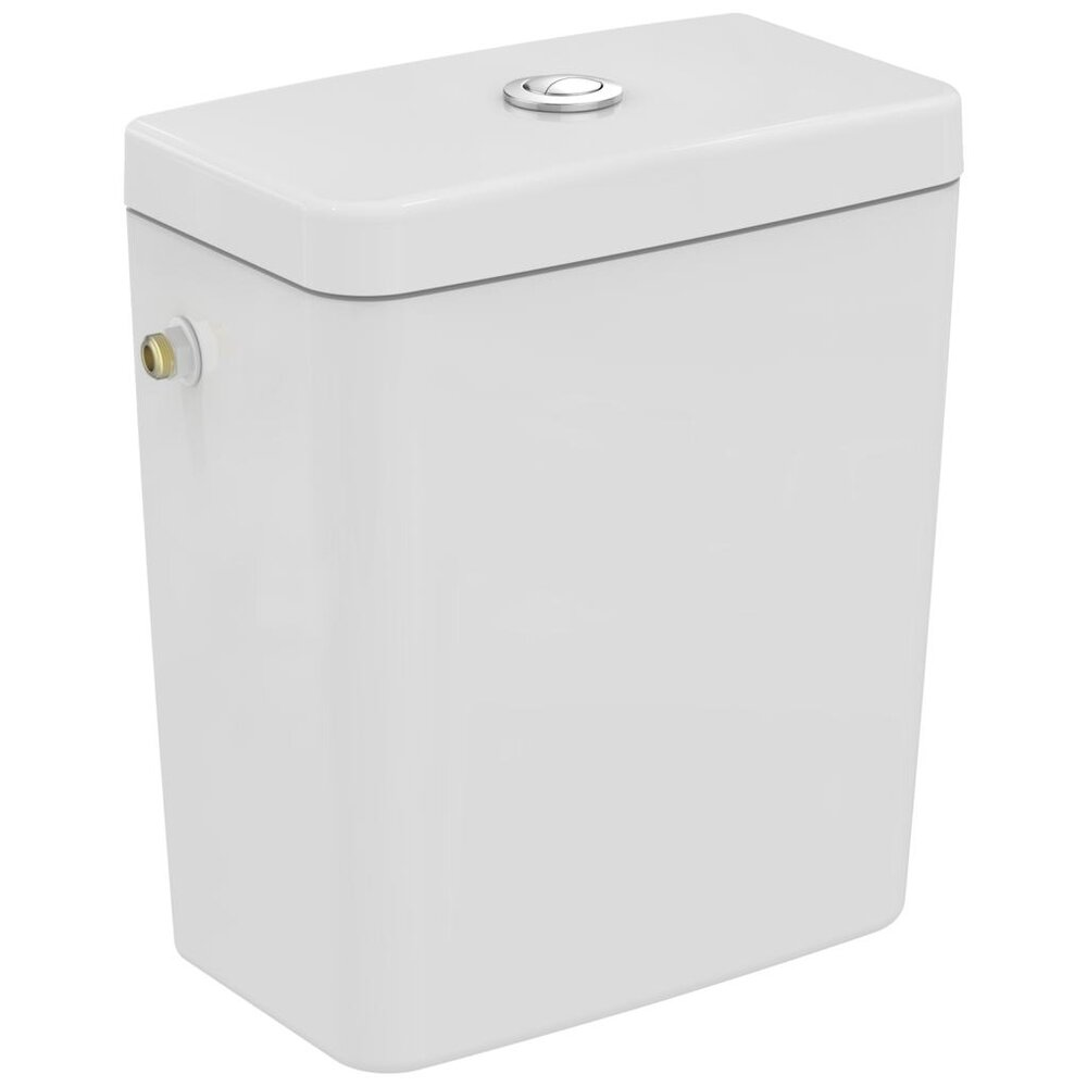 Rezervor vas wc Ideal Standard Connect Cube alimentare laterala imagine neakaisa.ro
