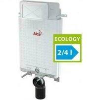 Rezervor WC ingropat Alcaplast Alcamodul pentru montare in zidarie inaltime de instalare 1 m