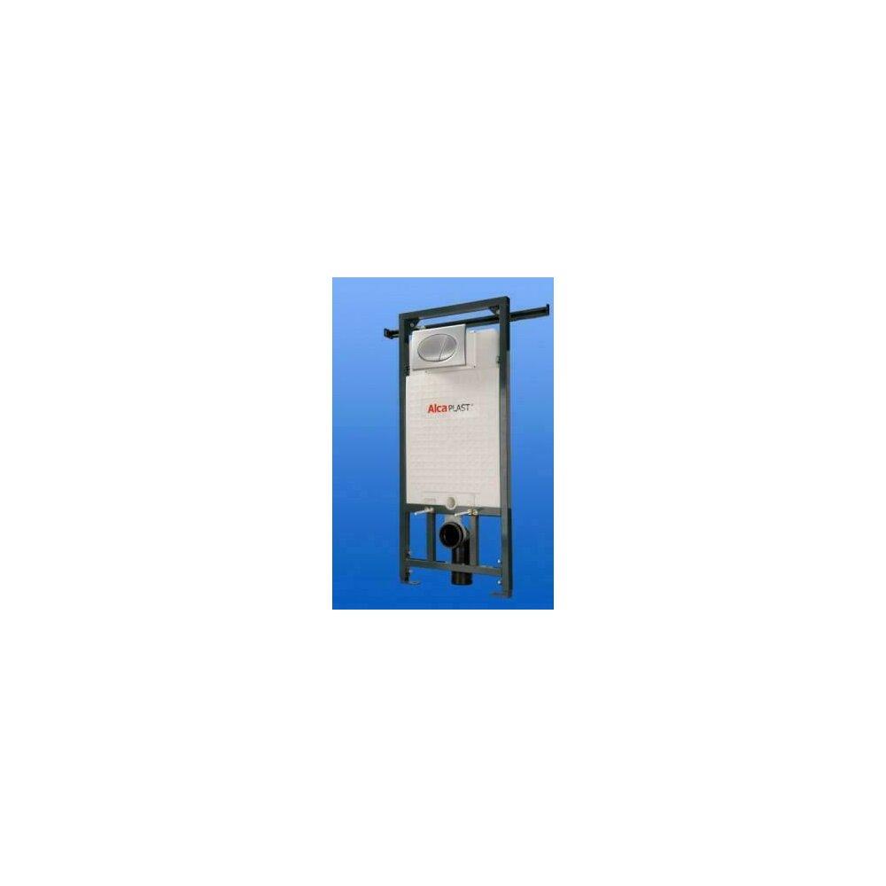 Rezervor WC ingropat Alcaplast Jadromodul ce poate fi adaptat intre pereti inaltime de instalare 0,85 m imagine