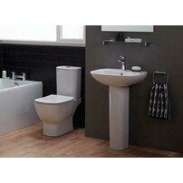 Set complet vas wc cu rezervor si capac softclose Ideal Standard Tesi Aquablade