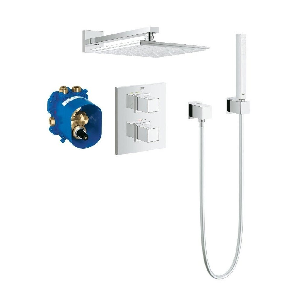 Foto Sistem Dus Termostat Grohtherm Cube Allure Grohe