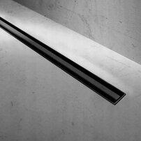Set rigola pentru dus plus capac 60 cm Rea Neo Slim Pro Negru