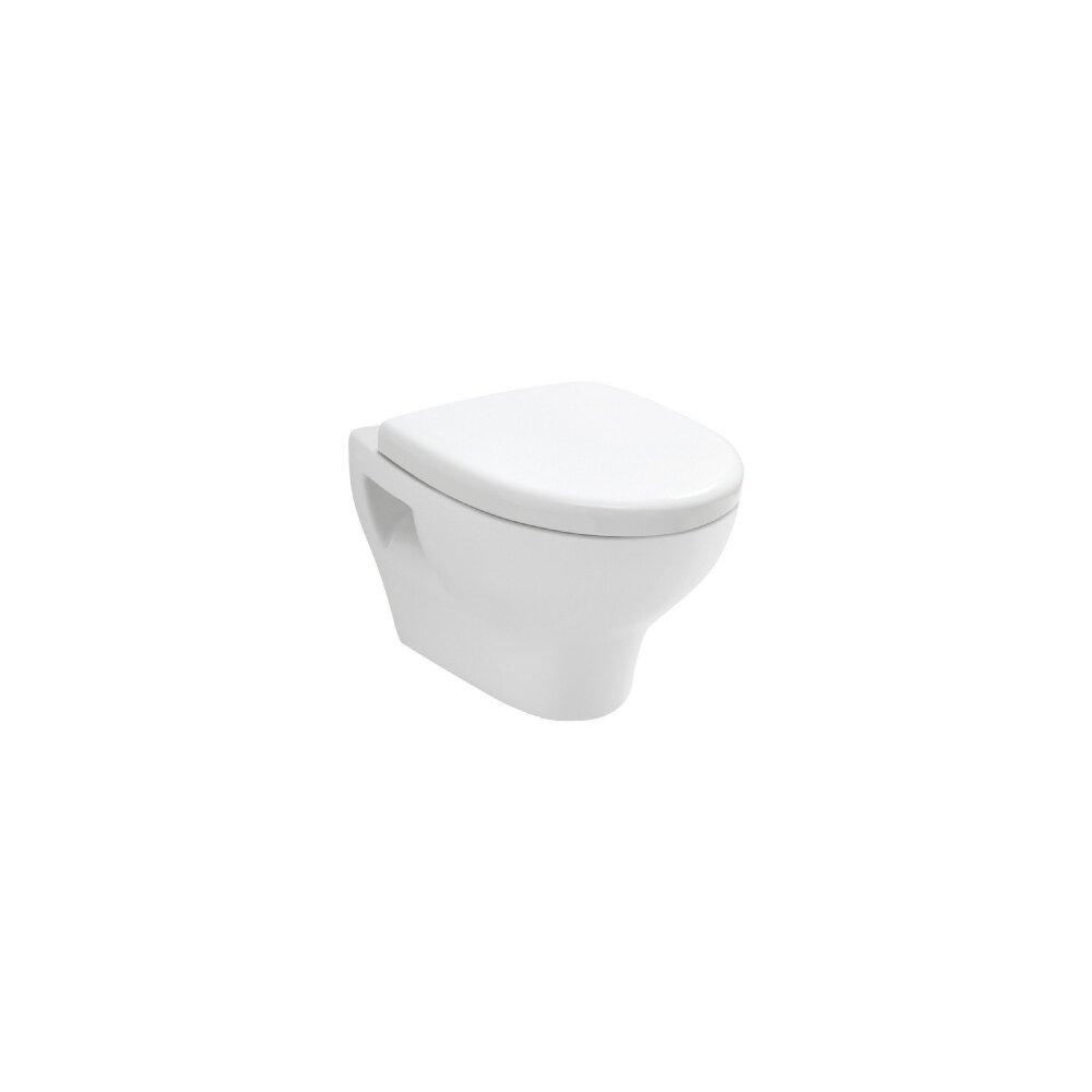 Set Vas Toaleta Suspendat Capac Softclose Street