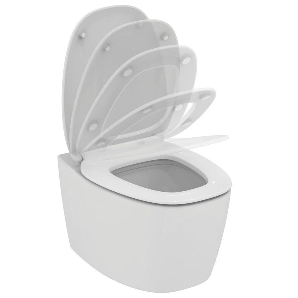 Set Vas Toaleta Suspendat Aquabla Capac Softclose Dea