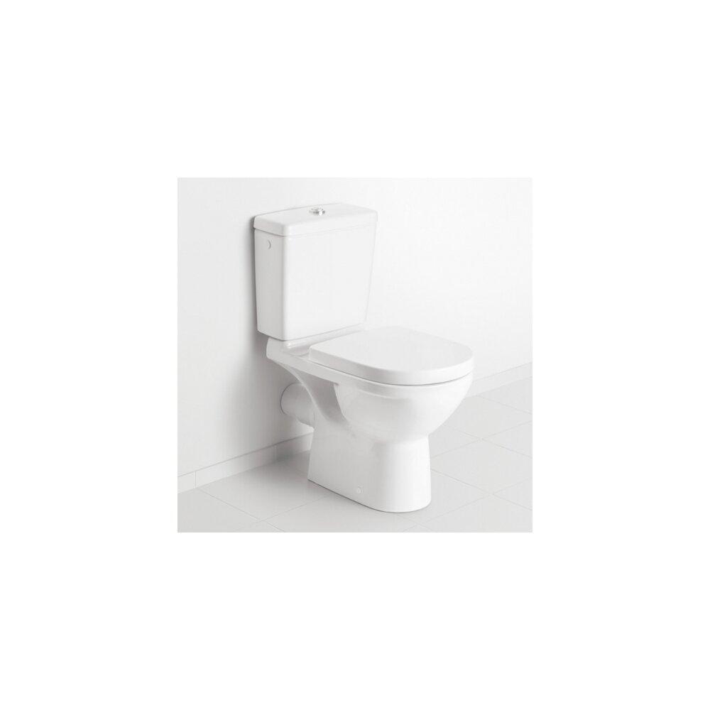 Set Vas Wc Pardoseala Novo Direct Flush Rezervor Capac Soft Close