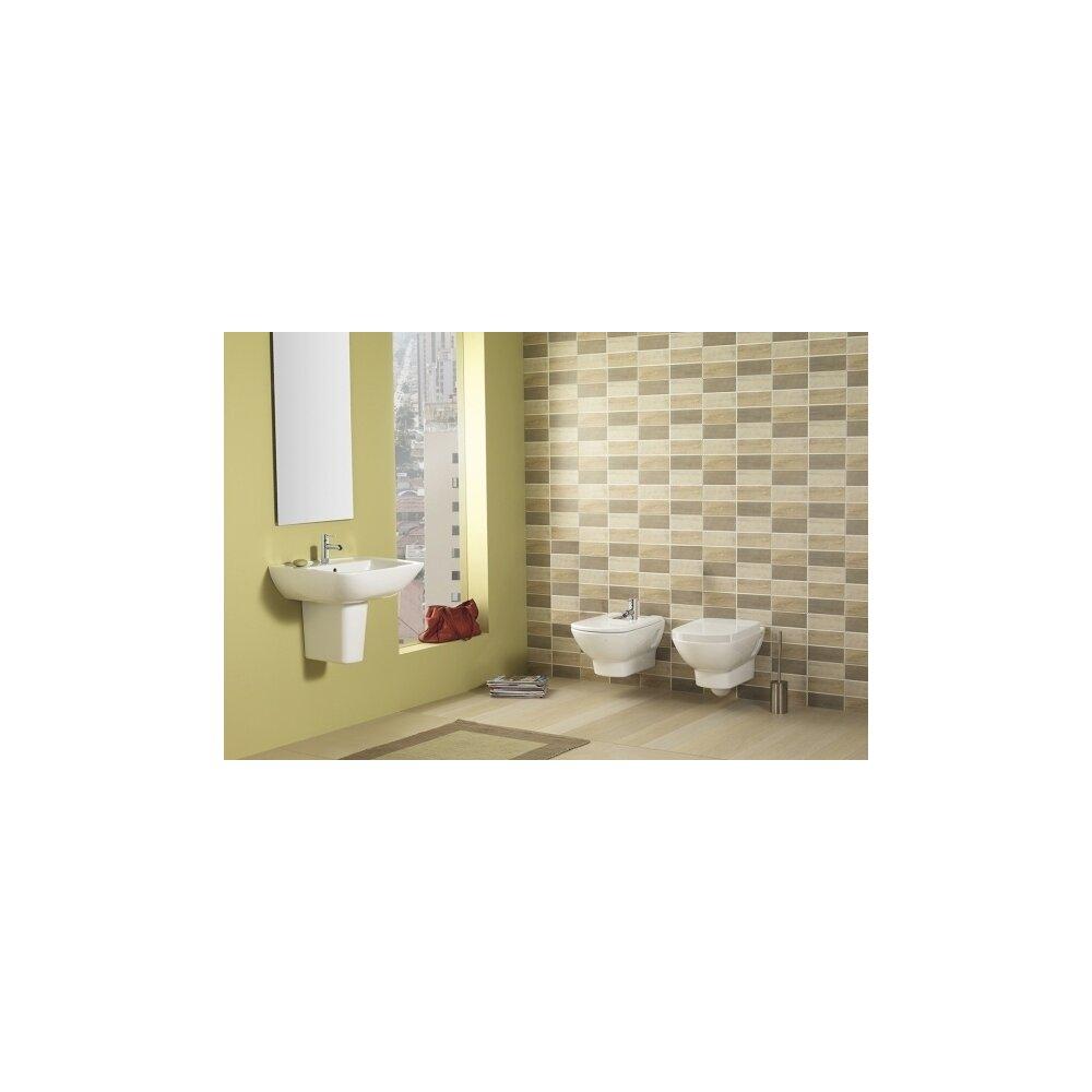 Set vas wc suspendat si capac softclose Gala Smart imagine
