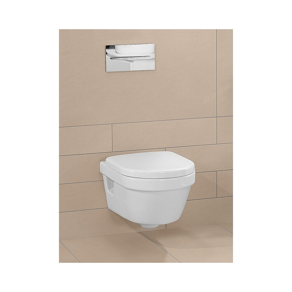 Set Vas Wc Suspendat Architectura Compact Direct Flush