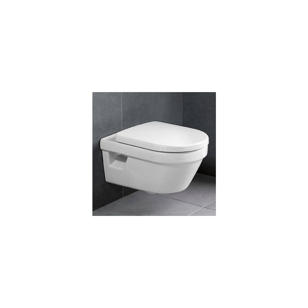 Set vas wc suspendat Villeroy&Boch Omnia Architectura cu capac soft close poza