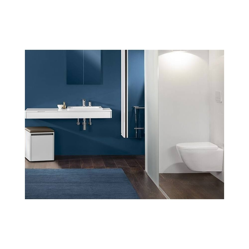 Set Vas Wc Suspendat Vivia Direct Flush Capac Soft Close