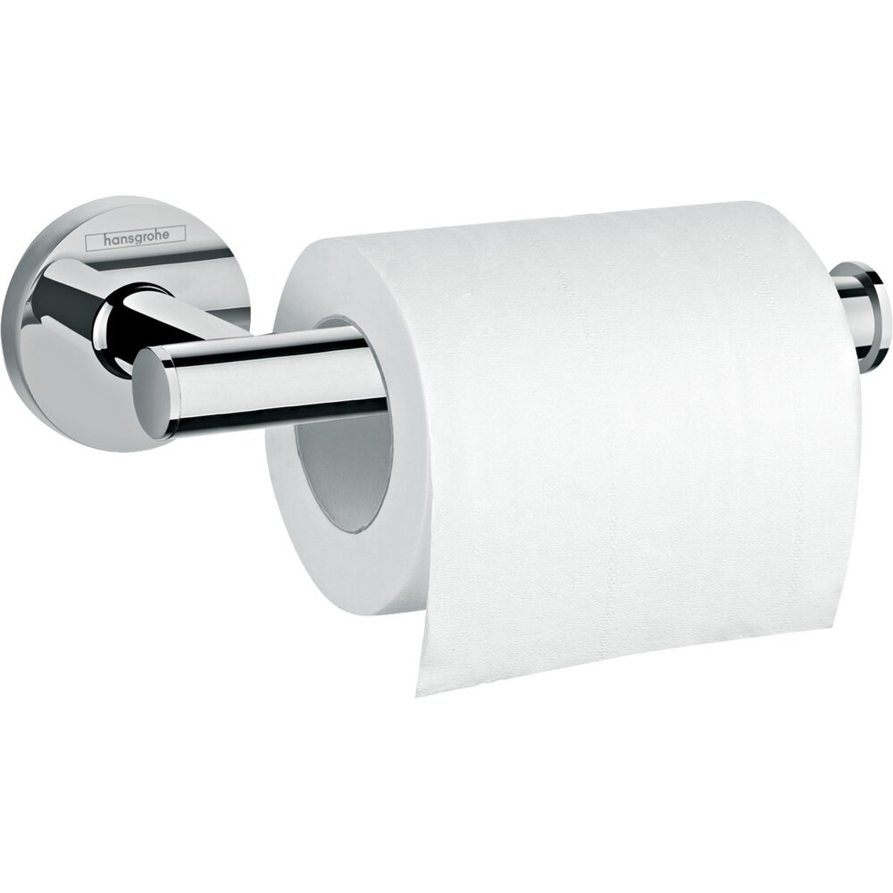 Suport hartie igienica fara aparatoare crom Hansgrohe Logis Universal