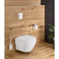 Vas toaleta suspendat compact Grohe Euro Ceramic Rimless Triple Vortex