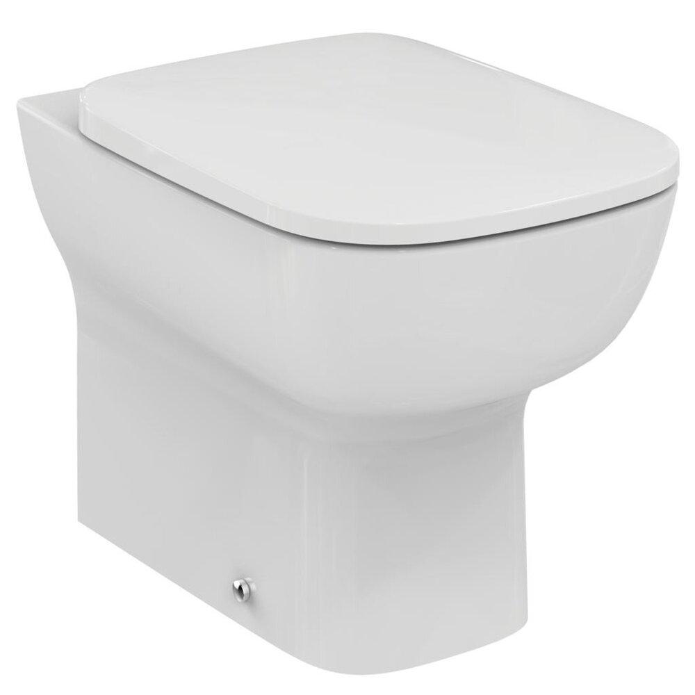 Vas wc pe pardoseala Ideal Standard Esedra btw poza