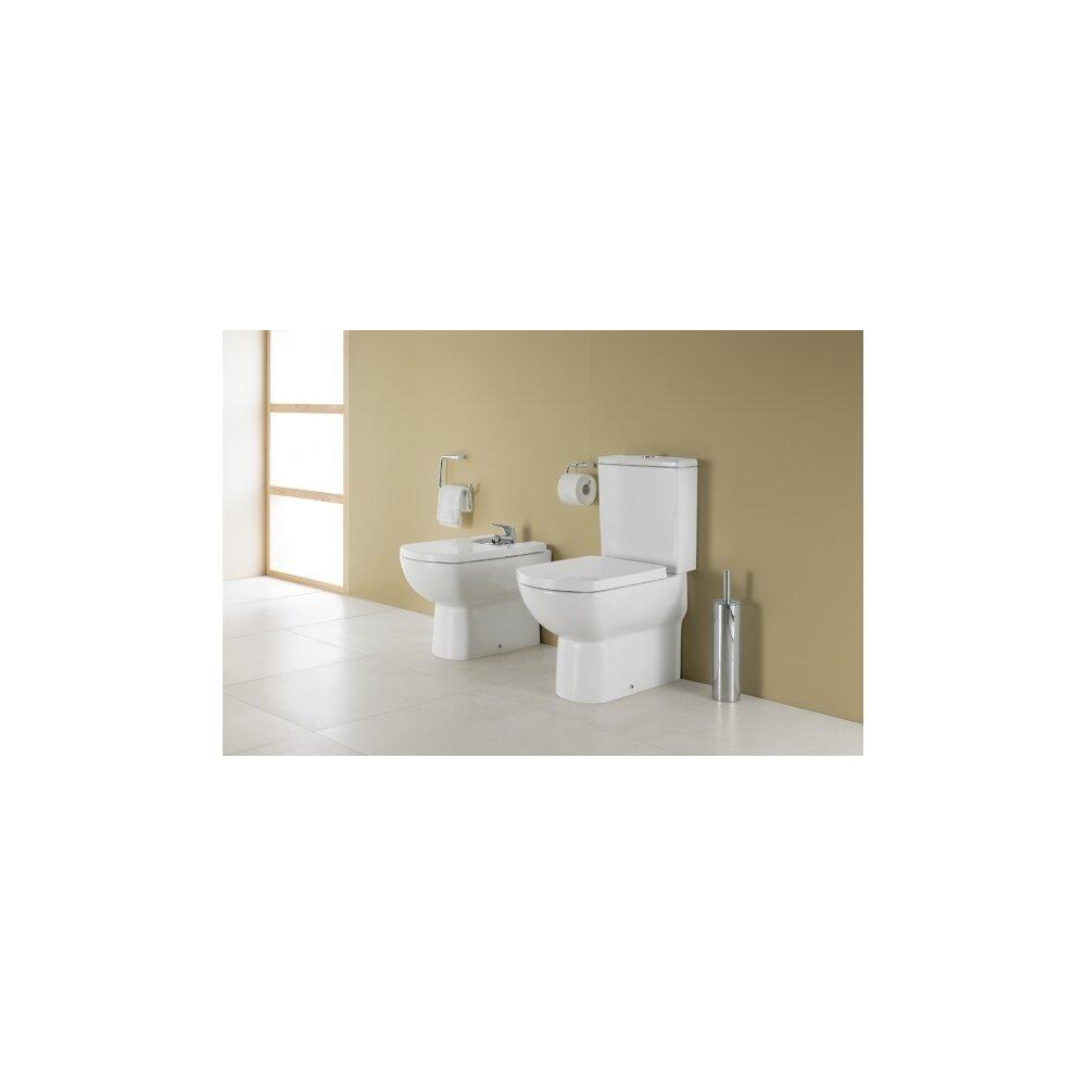 Vas wc pe pardoseala pentru rezervor asezat BTW Gala Smart Compact imagine