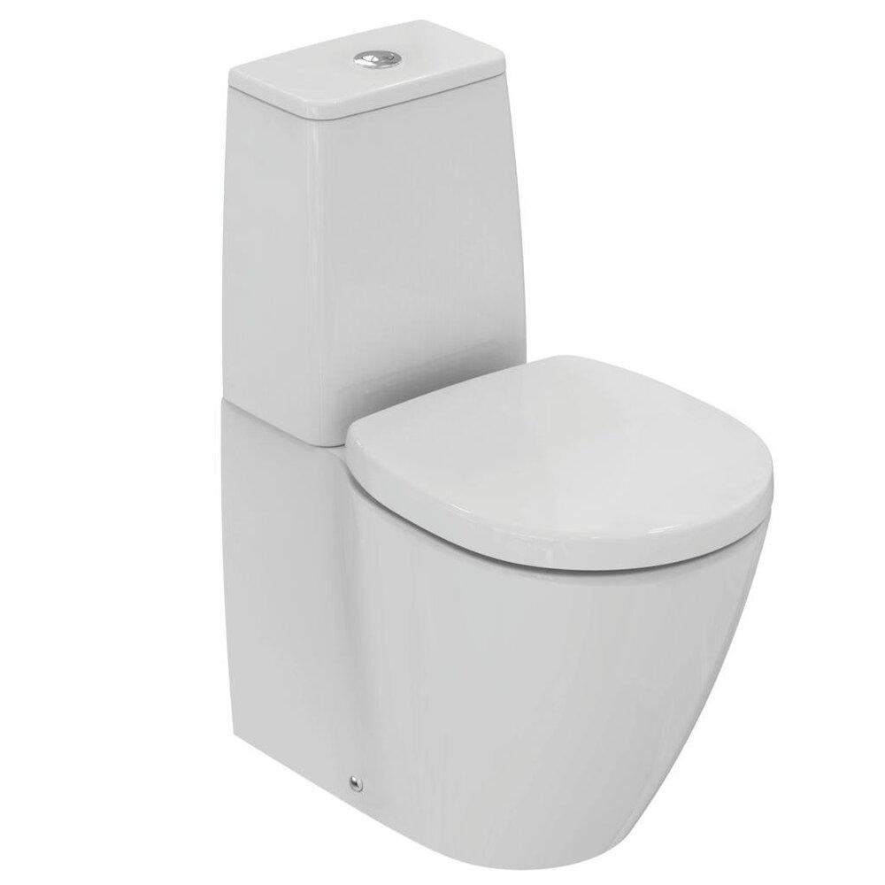 Vas wc pe pardoseala btw Ideal Standard Connect Space pentru rezervor asezat poza