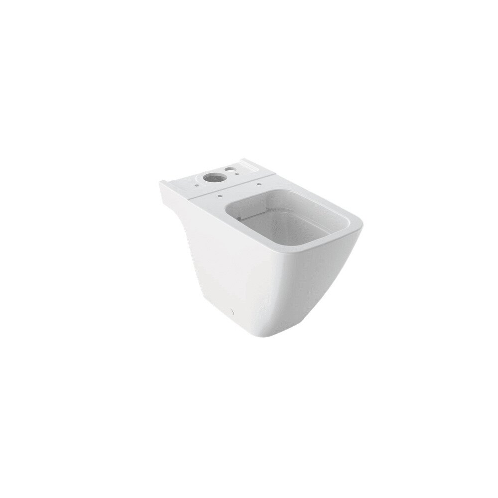 Vas wc pe pardoseala Geberit Icon Square Rimfree pentru rezervoare aparente neakaisa.ro
