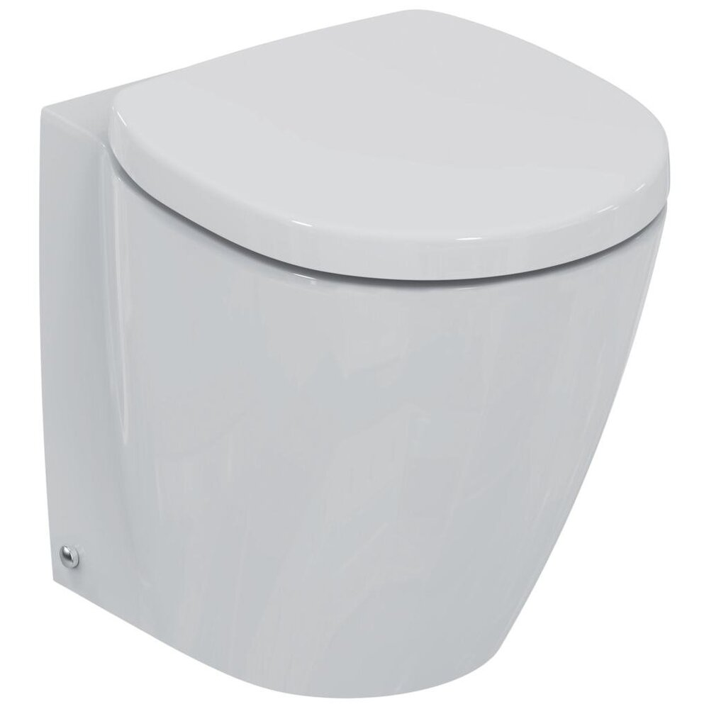 Vas wc pe pardoseala btw Ideal Standard Connect Space pentru rezervor ingropat neakaisa.ro