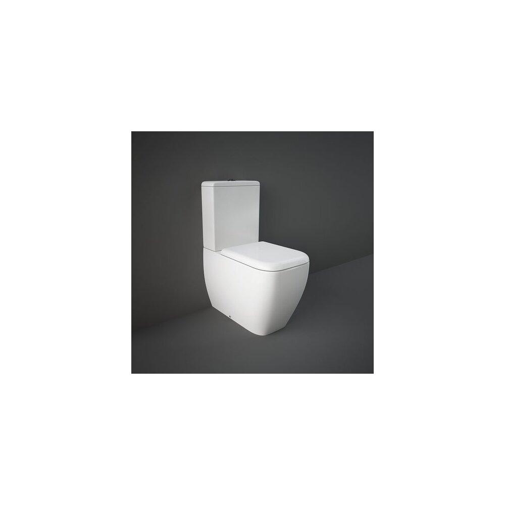 Vas wc pe pardoseala btw Rak Ceramics Metropolitan imagine