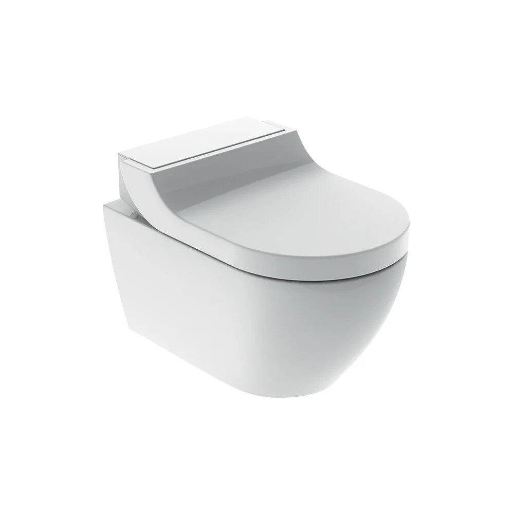 Vas Wc Suspendat Aquaclean Tuma Comfort Alb Alpin Bideu Electric Imagine