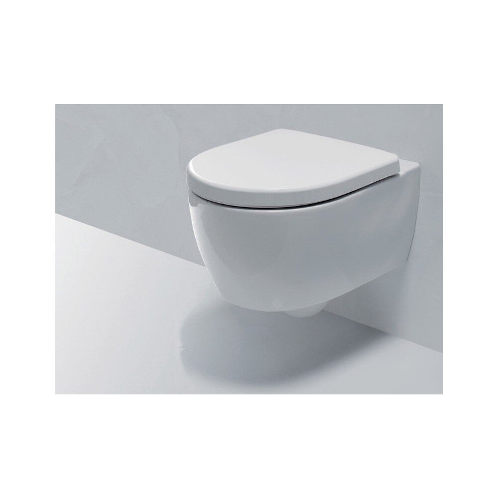Vas wc suspendat Geberit iCon Rimfree poza